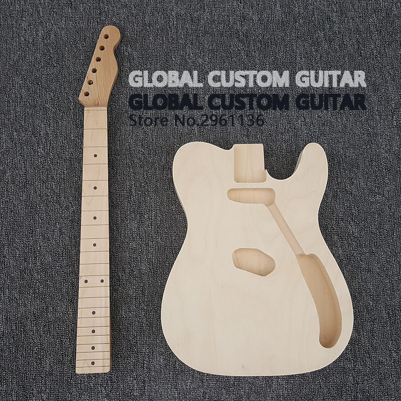 2017 High quality Unfinished Rosewood sandwich neck TL electric guitar,Without guitar parts,DIY guitar,Real photos,free shipping free delivery high quality custom store electric guitar silver hardware ebony lp guitar wholesale and retail real photos