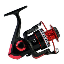 Reelsking New VX2500 3000 4000 5000 7000 Spinning Reel 55:1 Fishing Reel 9KG Max Drag Power Spinning Wheel Long Casting Fishing piscifun honor xt spinning reel 5 2 1 6 2 1 gear ratio up to 15kg max drag 10 1 bearings saltwater fishing reel tackle