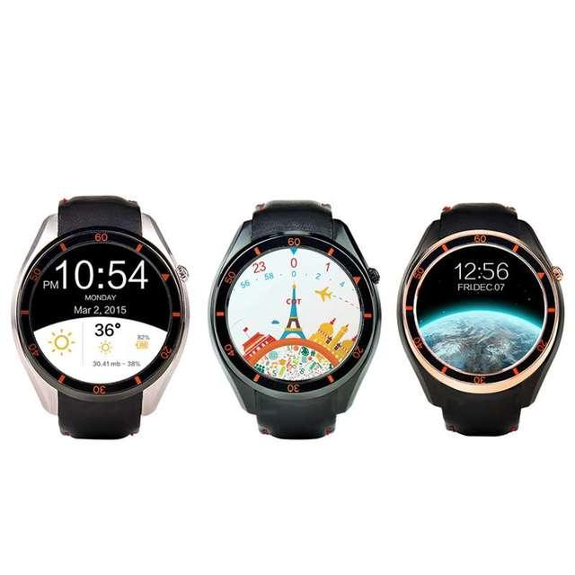 Новейшие IQI I3 Smart Watch MTK6580 Android 5.1 OS Спорт Браслет СИМ-Карты 3 Г WIFI GPS Google Play Сердечного ритма Smartwatch Горячие