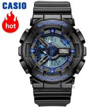 Casio watch camouflage electronic outdoor sports waterproof male watch GA-110CB-1A GA-110BW-1A GA-110C-7A GA-110CS-4A casio ga 400gb 1a