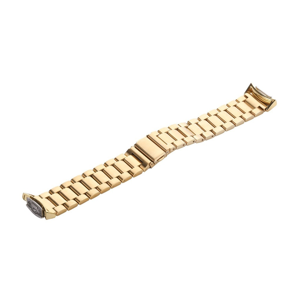 PUTE Milanese loop strap for Iwatch Apple watch band 42mm/38mm 3/2/1 stainless steel Link Bracelet Magnetic buckle watchband