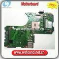 100% motherboard laptop trabalhando para toshiba x870 x875 v000288060 series mainboard, placa de sistema