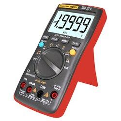 RM303 True-RMS 19999 compte multimètre numérique NCV fréquence 200M résistance