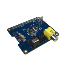 Big sale New Raspberry Pi 3 Digital Audio Board Sound Card Expansion Board I2S Interface support Raspberry Pi 2 Model B