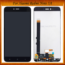 100% Working Well For Xiaomi Redmi Note 5A Standard 2GB/16GB LCD Display Touch Screen Digitizer Assembly Replacement телефон xiaomi redmi note 5a 2gb 16gb серый