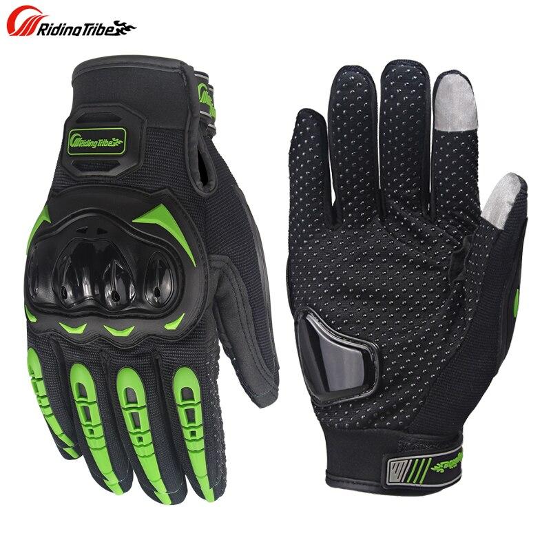 Luvas da motocicleta moto guantes moto luvas estrelas gants tela de toque luvas motociclista passeio