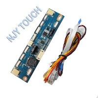 Free Shipping WLED CCFL Backlight Driver Board Inverter Single Dual Lamp 2P 6P 10P 12P Port
