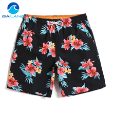 Gailang Brand Male beach shorts bermuda masculina quick-drying Swimwear