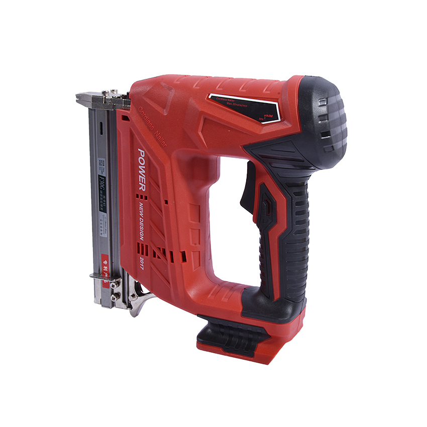 Electric Nail Gun High quality Woodworking F30 Straight Nail Gun Wireless Rechargeable 20V Lithium Nail Gun With 1500MA Battery