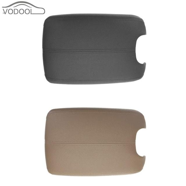 Synthetic Leather Car Armrest Center Console Lid Cover Central Storage Box Covers For Honda Accord 08 12 Auto Accessories