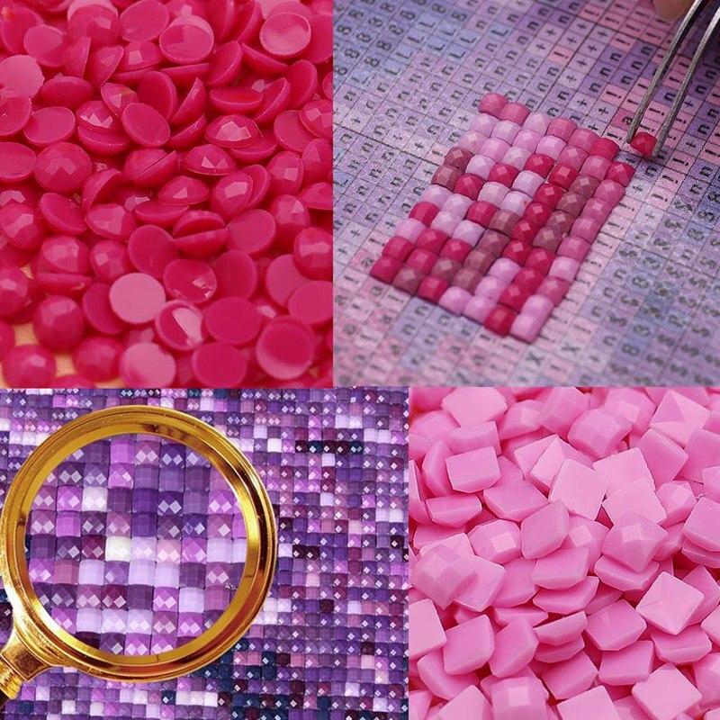 5D DIY Full square/round Diamond Painting Mosaic Diamond Sky Rhinestone Embroidery Cross Stitch home decor gift