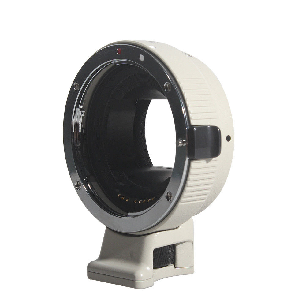 JINTU Rapide Vitesse Mise Au Point Automatique En Métal Mout Adaptateur EF-NEX II Pour Canon EF-S lens pour Sony NEX 3 5 7 a7 A7R A7S A7RII A7MII A9 Caméra