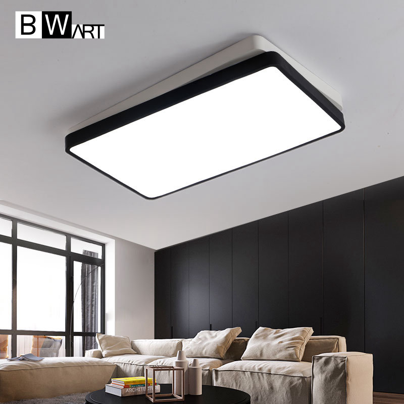BWART rectangle modern led ceiling chandelier for living room bedroom lighting Square art Indoor Ceiling chandelier Lamp Fixture чайный сервиз 23 предмета на 6 персон bavaria гамбург b xw243 23