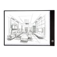 Digital Tablet Drawing LED Writing Painting Tablet Copy Board Pad Table Write Art Light Box Drawing Writing Graphics Tablets