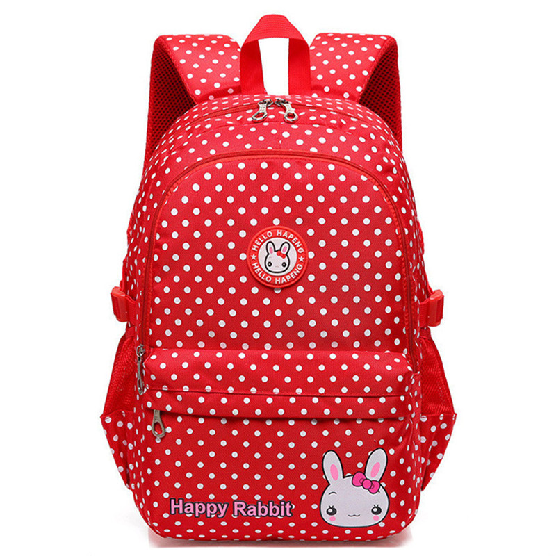 Kids Backpacks Lovely School Bags For Girls Primary School Student Satchel Mochila Children Printing Backpack Rucksack Schoolbag
