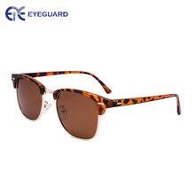 Очки солнцезащитные поляризационные в стиле ретро для мужчин