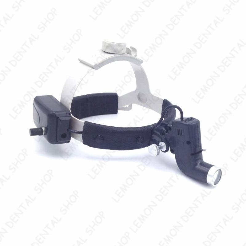 Գլխի բարձրորակ հագնում 3 W LED - Բերանի հիգիենա