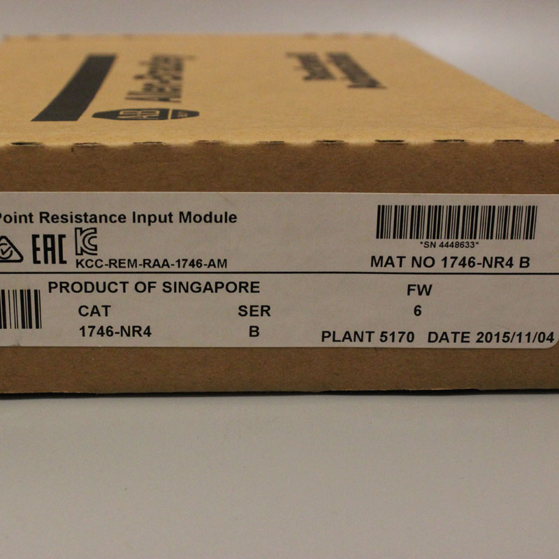 1746-NR4 1746NR4 PLC Controller,New & Have in stock1746-NR4 1746NR4 PLC Controller,New & Have in stock