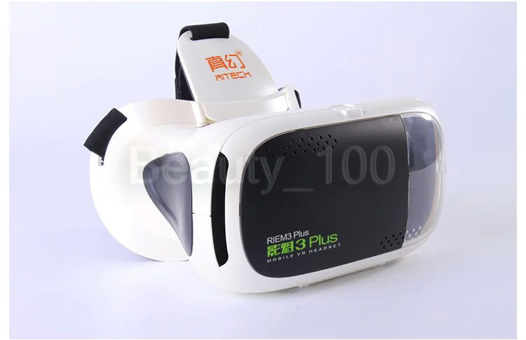 <font><b>New</b></font> 3D <font><b>Glasses</b></font> Riem 3 Plus 3D <font><b>Movies</b></font> <font><b>Games</b></font> <font><b>Head-mounted</b></font> Virtual Reality VR For iphone 6 6s 6 plus 6s plus Samsung Free Shipping