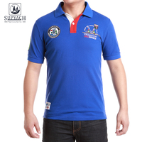 SUPYACH Men S Classic Fit Short Sleeve Solid Soft100 Cotton Polo Shirt