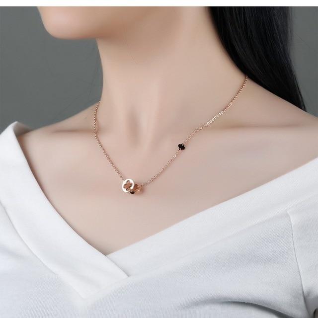 2020 лучшие ювелирные изделия для девушек золотого цвета ожерелья