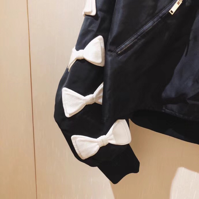 Nouvelles souris Manches Bouton Manteau Longues 2019 Pour Avec Qualité Femmes Chauve Dame De Haute Veste Mode Mince qSfyOHwqa