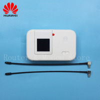 Unlocked New LTE Mobile WiFi Hotspot 4G Router Huawei E5372 E5372T With Antenna 150Mbps Pocket WiFi Router PK E5577