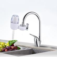 1Set Faucet Water Filter For Kitchen Sink Extender Nozzle Tap Purifier Bathroom Accessories