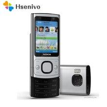 Restaurado Original NOKIA 6700 s Teléfono Móvil 6700 Teléfono Móvil 3G GSM Desbloqueado Silder
