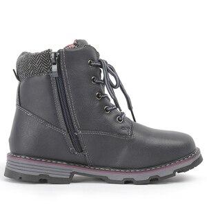 Image 3 - MMnun 2018 مقاوم للماء أحذية الشتاء الفتيان الشتاء حذاء من الجلد الصوفية أفخم حذاء الثلج عالي الرقبة دافئ للأطفال حجم 32 37 ML9849