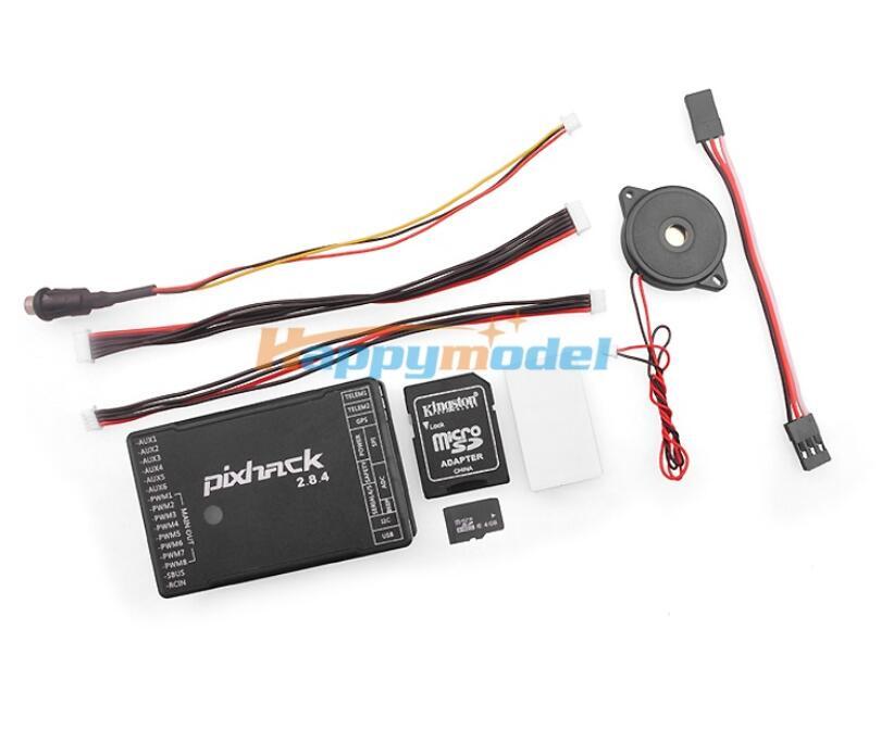Pixhack 2.8.4 32-bit Flight Controller Based on Pixhawk Autopilot UAV Drone Multicopter цена