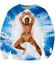 Cradle zu Grabes Crewneck Sweatshirt hip-hop legend 2Pac Tupac glänzende helle himmel Frauen Männer Jumper Sweat Hoodie Tops