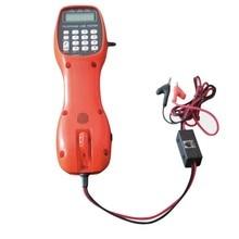 Небольшой Портативный ремени комплект телефонная линия тестер ST230