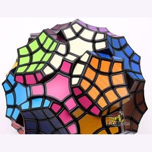 Image 4 - Puzzle Magic Cube VeryPuzzle 32 axis Concave Speed Tuttminx strange shape cube professional educational logic twist game cubo