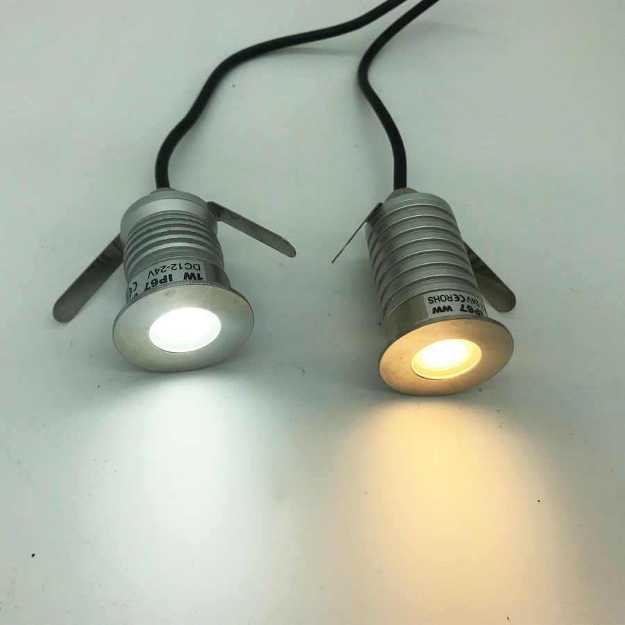 3 w 12 v mini lâmpada led ceilinng ip67 à prova dip67 água cree xbd iluminação do ponto para o banheiro spa sauna lâmpada ce rohs