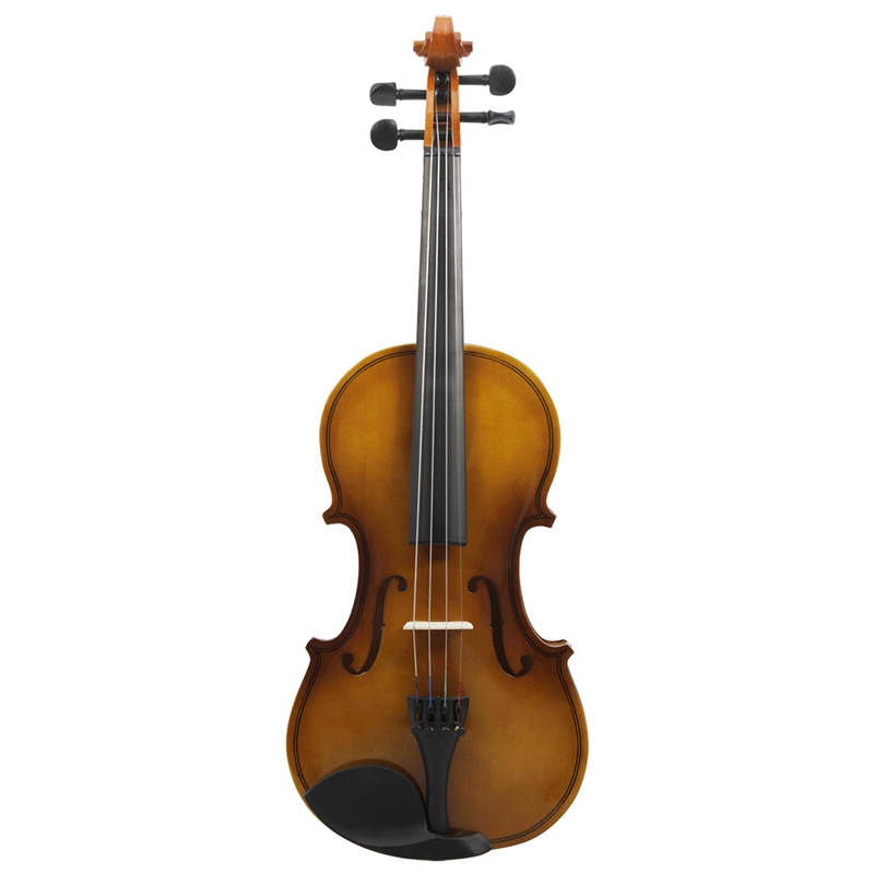 TOP!-4/4 Full Size Acoustic Violin Fiddle Wood With Case Bow Rosin Violin