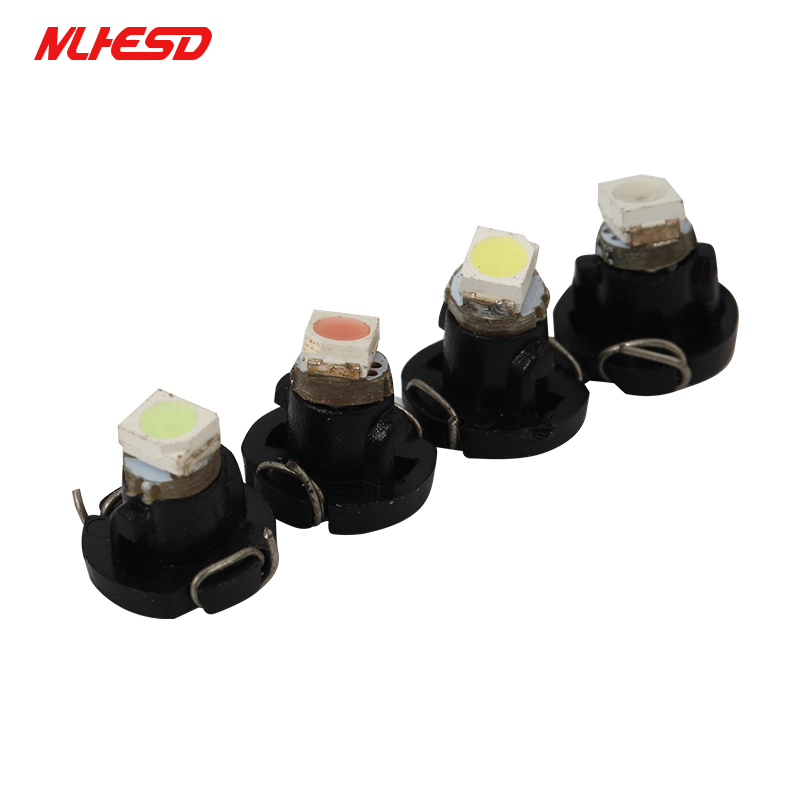 10pcs/lot T3 LED 1210 1 SMD Bulbs Gauges Dashboard Instrument Dash Cluster Car 12V White Blue Red Amber Green Lamp Free Shipping uxcell 10 pcs ice blue 3020 smd led vehicles car dashboard dash light lamp internal