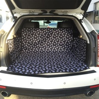 Dog Seat Cover SUV Car Trunk Mat Pet Barrier Protect Car Floor From Pet Nail Scratches