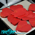 Snow Storm Paper Heart And Star Shape Free Shipping Stage Magic Tricks Props Toys Email Video To You