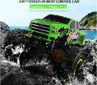 Новое поступление 1:8 9119 амфибия автомобиль RC 4WD 6 Направление monster Truck RC Rock Crawler RTR OFF ROAD RC грузовик дрейфующий автомобиль