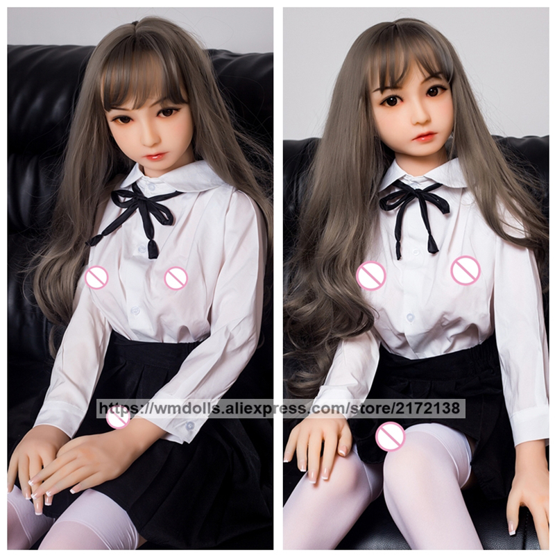 WMDOLL <font><b>150cm</b></font> Realistic Silicone <font><b>Sex</b></font> <font><b>Dolls</b></font> Real Full Size Cute Girl <font><b>Sex</b></font> TPE <font><b>Doll</b></font> Japanese Love <font><b>Doll</b></font> Adult Toys image