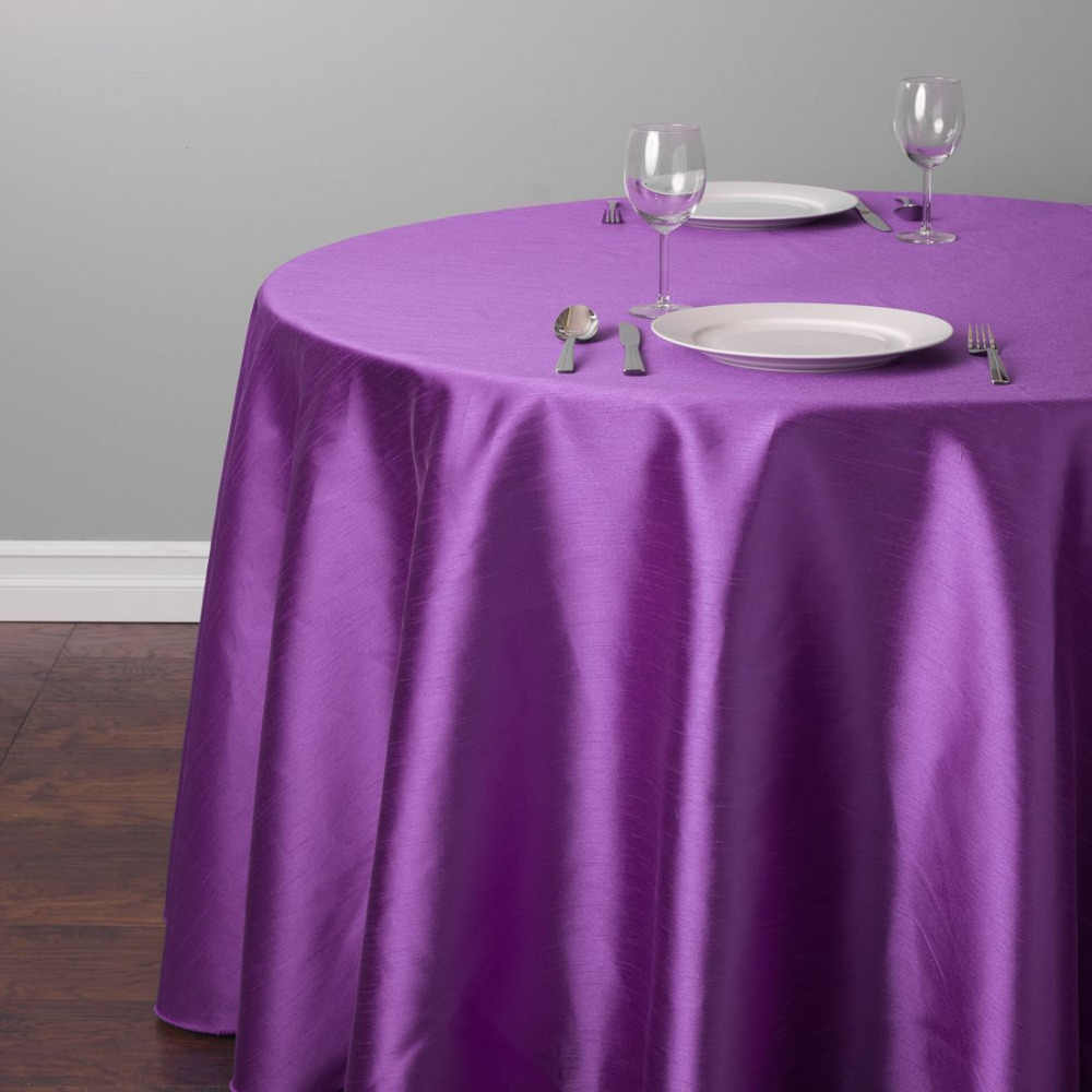 Free Shipping  Solid Round Tablecloth For Table Table Cloths Cover Wedding Decoration Party Hotel Banquet Home Decor 21 Colors