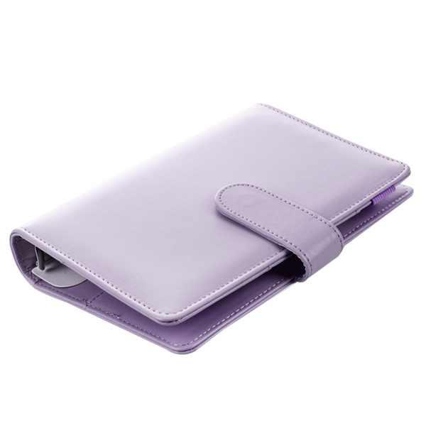 A6 دوامة دفتر الأصلي مكتب شخص الموثق مخطط أسبوعي/جدول منظم لطيف حلقة أغطية جلد مذكرات