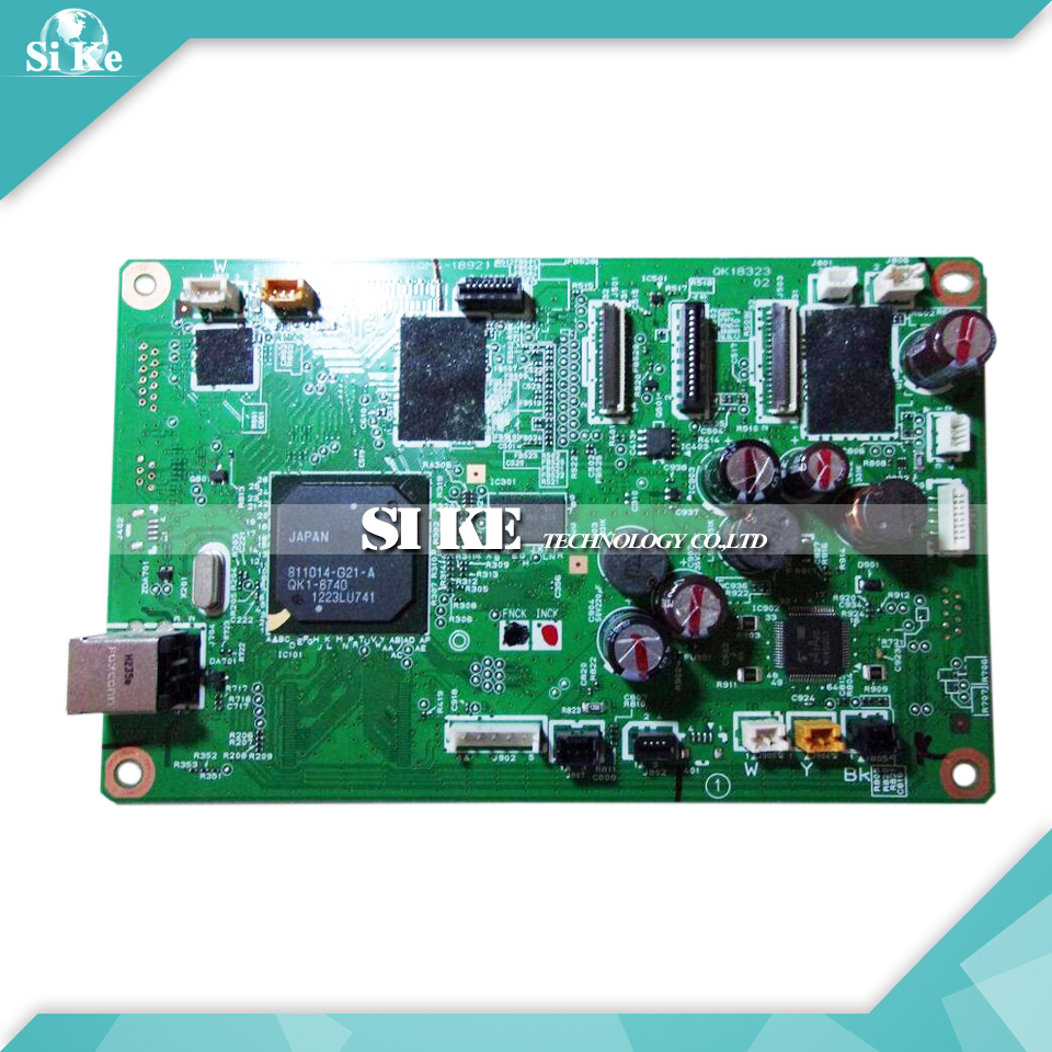 Printer Mainboard Mother Board For Canon IP 7280 IP7280 Formatter Board Main Logic Board formatter board main for epson tm 88iii label printer mainboard
