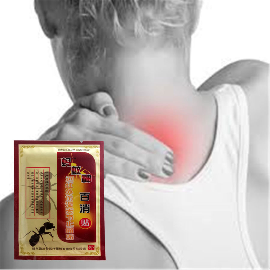 2019 Rheumatism Arthritis Medical Pain Relief Patch Traditional Herbal Cervical vertebraBack Joint Knee Pain Analgesic Plasters