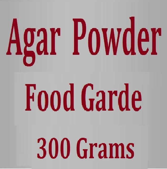300 G/bolsa de Agar En Polvo De Calidad Alimentaria Geles Espesante Medium Pegamento Especial Productos de Salud