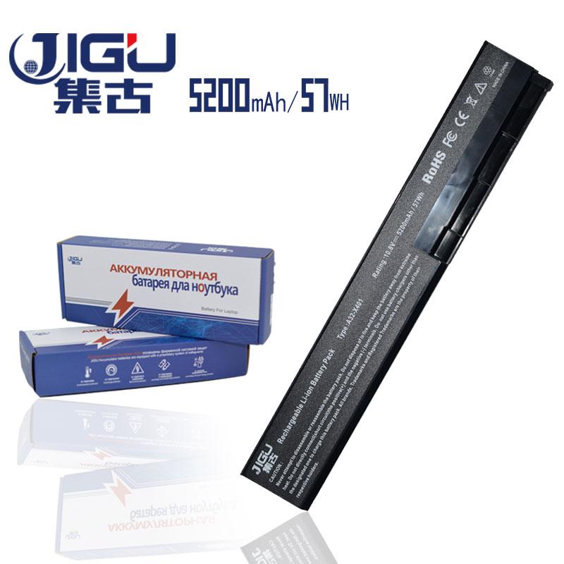 JIGU 5200mAH 6Cells Laptop Battery For Asus X301 X301A X401 X401A X501A A31-X401 A32-X401 A41-X401 A42-X401 X301U X401U X501