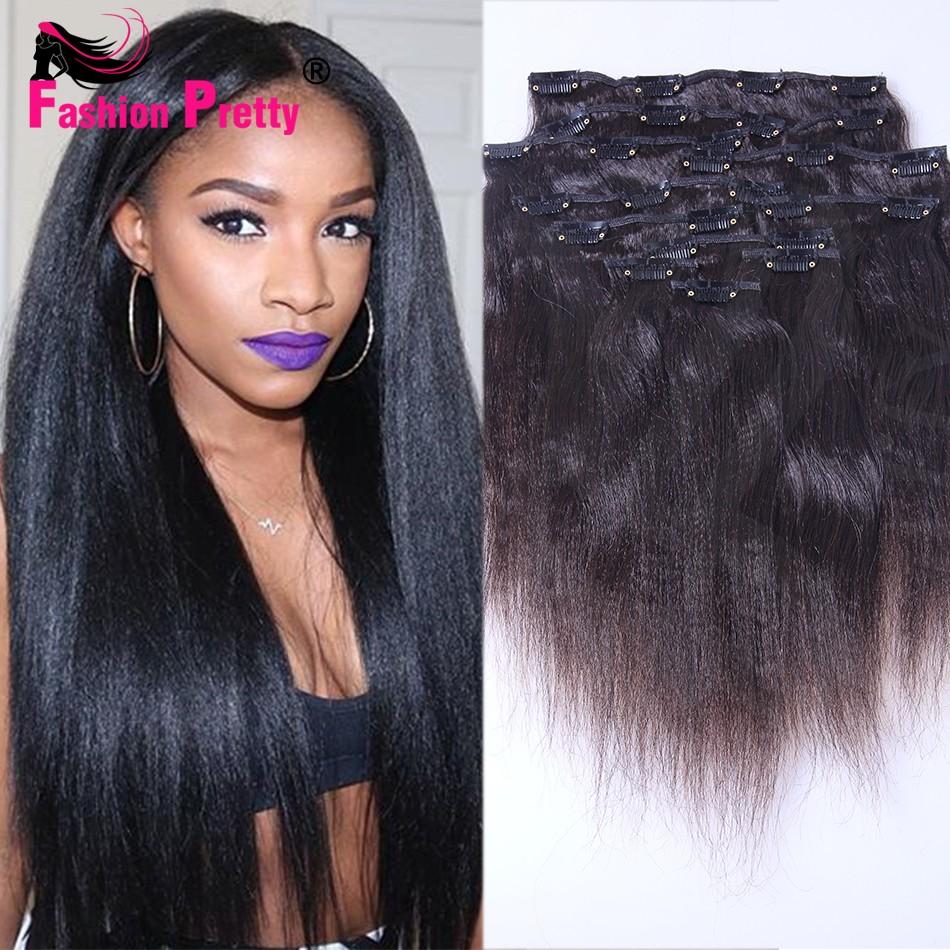 yaki clip in hair