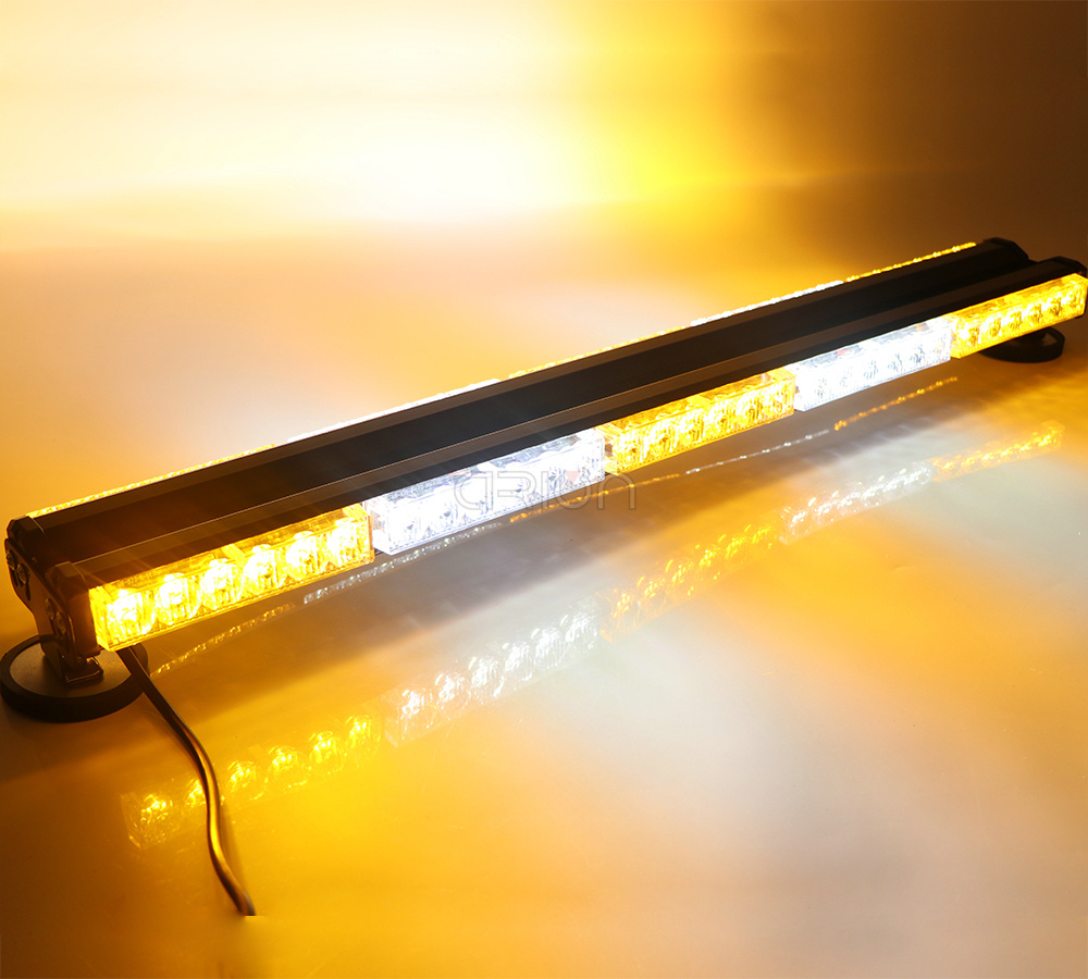 Cirion sale double side 760mm 30 inch 60 led work light bar cirion sale double side 760mm 30 inch 60 led work light bar emergency warning strobe flashing beacon lights lamp amberwhite in signal lamp from automobiles aloadofball Gallery