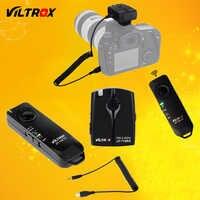 Viltrox JY-120-S2 Drahtlose Auslöser Fernbedienung für Sony a9 a7sii a7rii a7s a7r a7 a6500 a6000 a58 HX50 HX60 RX100M2